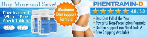 Adipex No Prescription - Phentramin-d Tablets