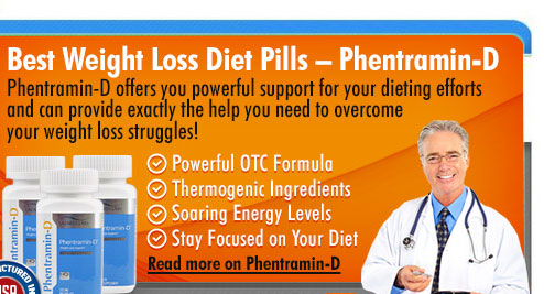 Read More On Phentramin-D