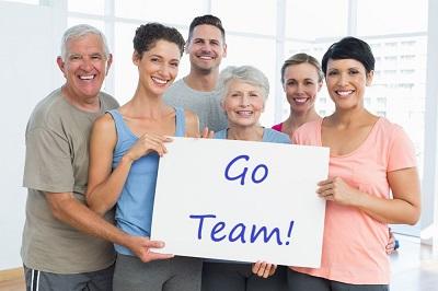 Choosing a Weight Loss Team Names